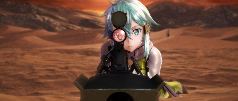 Sword Art Online: Fatal Bullet, nuovi video ci mostrano gameplay e creazione del personaggio