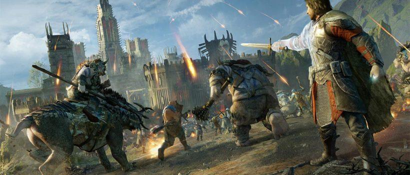 La Terra di Mezzo: L'Ombra della Guerra si aggiorna per Xbox One X