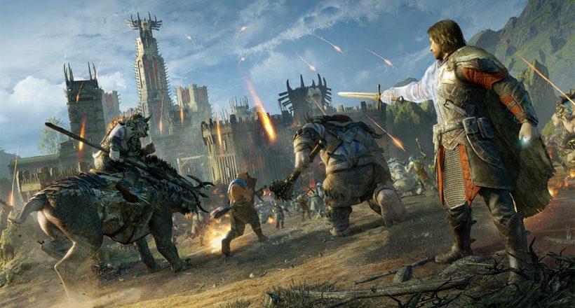 La Terra di Mezzo: L'Ombra della GuerraDefinitive Edition è disponibile da oggi su PS4, Xbox One e PC