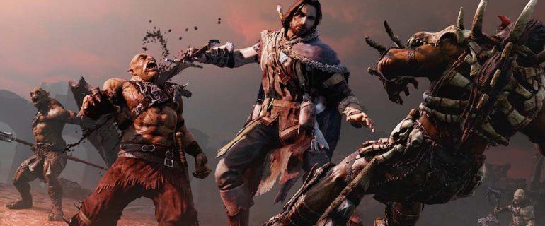 """La Terra di Mezzo: L'Ombra della Guerra, un trailer ci mostra il DLC """"La Desolazione di Mordor"""""""
