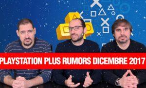 PlayStation Plus: parliamo dei rumors sui titoli di dicembre 2017 in Press Play On Tape