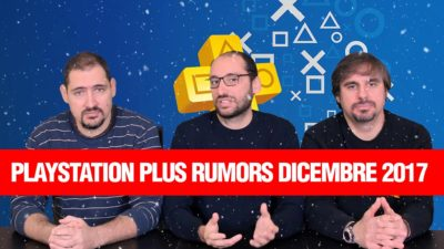 PlayStation Plus: parliamo dei rumors sui titoli di dicembre 2017 in Press Play On Tape