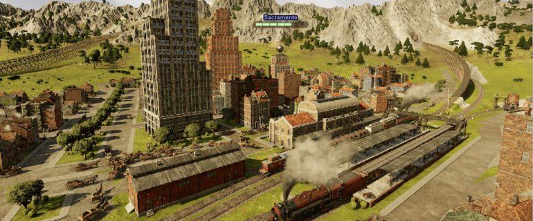 Railway Empire sarà disponibile per PC e console dal 26 gennaio