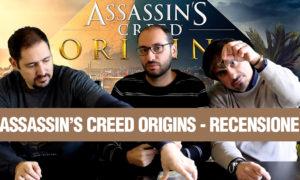 Assassin's Creed Origins: ecco la nostra recensione video
