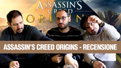 Assassin's Creed Origins: ecco la nostra recensione video