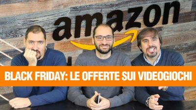 Black Friday su Amazon: ne parliamo in Press Play On Tape