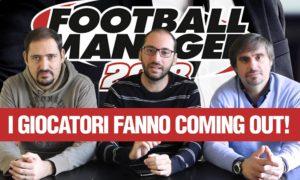 Football Manager 2018, i calciatori fanno coming out: un segnale o una mossa pubblicitaria?