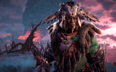 Horizon Zero Dawn: The Frozen Wilds – Recensione
