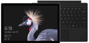 Microsoft mette in offerta il Surface Pro per il Black Friday