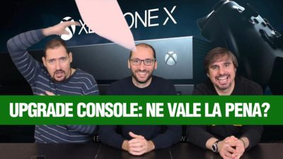 Xbox One X e PS4 Pro: vale la pena fare l'upgrade?