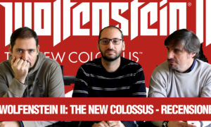 Wolfenstein II: The New Colossus, ne parliamo in Press Play On Tape