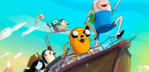 Adventure Time: i Pirati dell'Enchiridion, disponibile il trailer di lancio