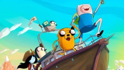 Adventure Time: Pirates of the Enchiridion arriverà in primavera su PS4, Xbox One, Switch e PC