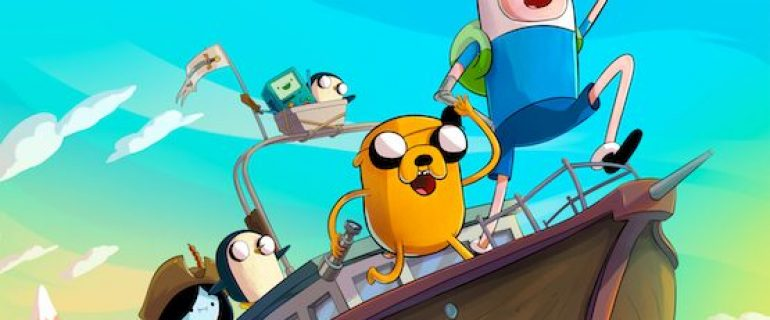 Adventure Time: Pirates of the Enchiridion arriverà in primavera su PS4, Xbox One, Switch e PC