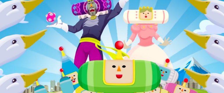 Amazing Katamari Damacy è disponibile sui dispositivi iOS e Android