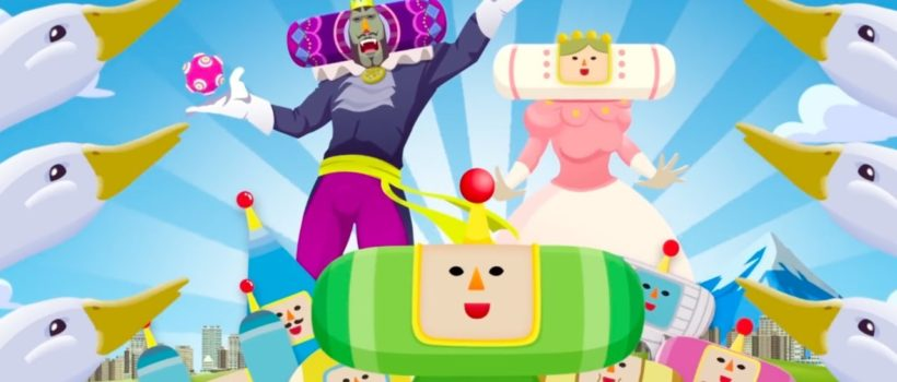 Amazing Katamari Damacy è disponibile sui dispositivi iOS e Android
