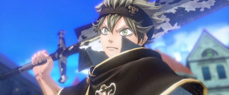 Black Clover Quartet Knights: svelati i personaggi e il gameplay