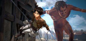 Attack on Titan 2 è disponibile da oggi su PS4, Switch, Xbox One e PC