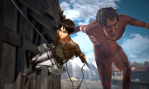 Attack on Titan 2 è disponibile da oggi su PS4, Switch, Xbox One e PC