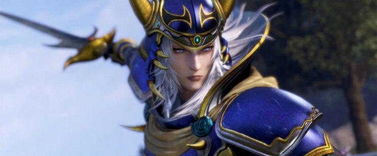 Dissidia Final Fantasy NT: ecco il nuovo trailer della storia