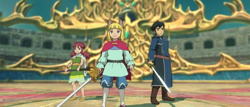 Ni no Kuni II: Revenant Kingdom è disponibile da oggi in versione fisica e digitale