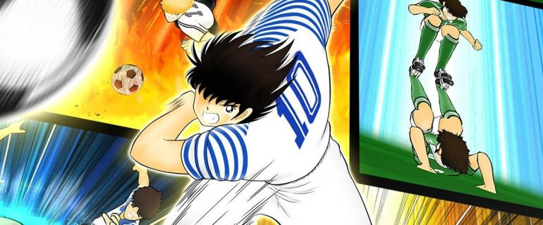 Captain Tsubasa: Dream Team, il gioco di Holly e Benji sbarca su Android e iOS