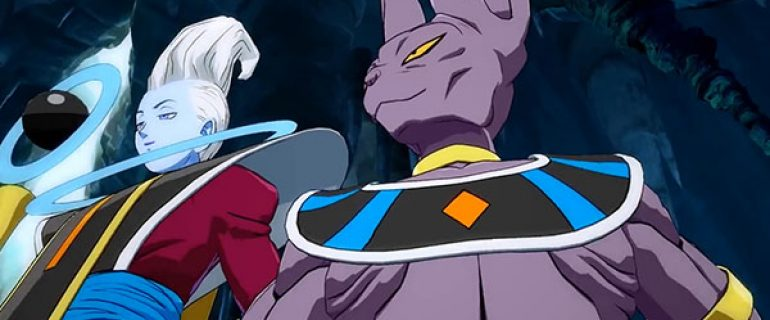 Dragon Ball FighterZ: ecco il trailer di Beerus