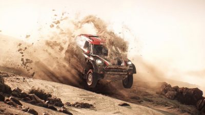 Dakar 18: il leggendario pilota Ari Vatanen ritorna come bonus