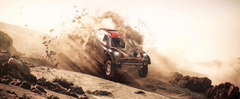 Annunciato Dakar 18, il Rally Game con licenza ufficiale
