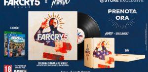 Far Cry 5 x Mondo Limited Edition è ora disponibile per la prenotazione sullo store di Ubisoft