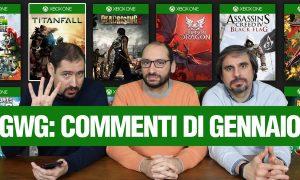 Games With Gold: commentiamo i giochi di gennaio 2018 su Xbox One