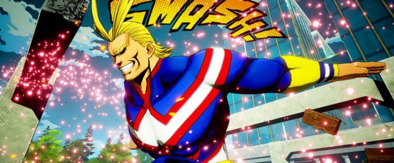 My Hero One's Justice: svelate nuove caratteristiche del gioco