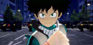 My Hero Game Project ha il suo nome definitivo: sarà My Hero One's Justice