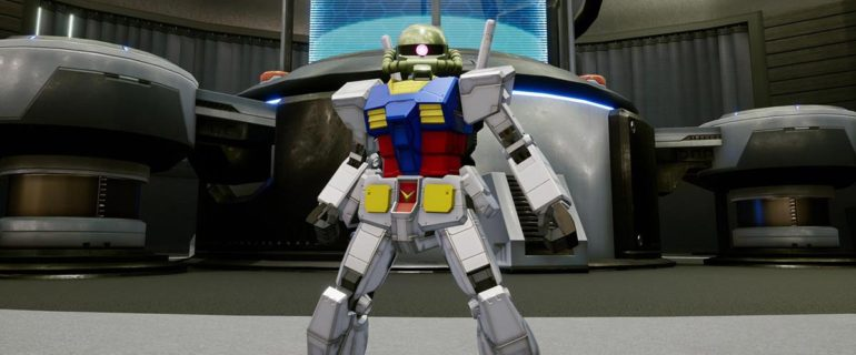 Annunciato New Gundam Breaker per PlayStation 4: ecco il teaser trailer