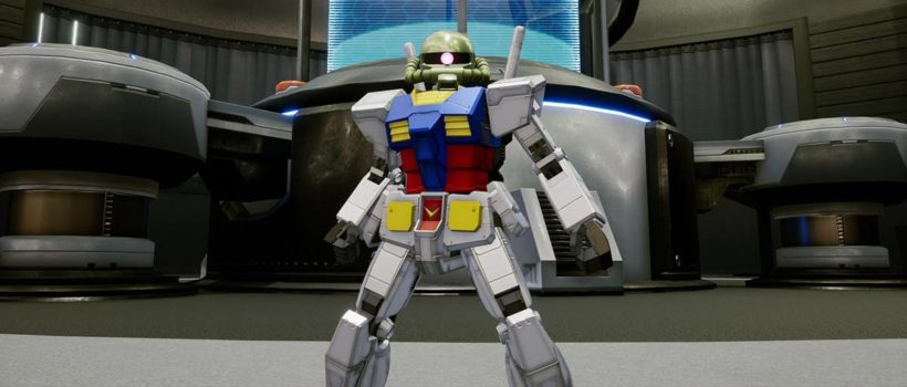 Annunciato New Gundam Breaker per PlayStation 4: ecco il teaser trailer