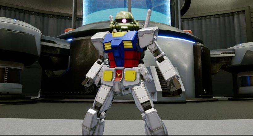 New Gundam Breaker, spostata la data di uscita della versione PC