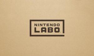 Nintendo Labo: annunciato il nuovo modo di giocare su Nintendo Switch
