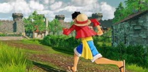 "One Piece World Seeker, ecco il gameplay del primo DLC ""Episode 1: The Void Mirror Prototype"""