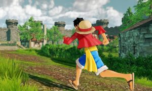 "One Piece World Seeker, ecco il gameplay del primo DLC ""Episode 1: The Void Mirror Prototype"""