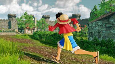 One Piece World Seeker:annunciati tre nuovi personaggi