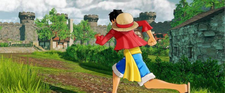 One Piece World Seeker: pubblicato il nuovo trailer in italiano