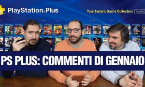 PlayStation Plus di gennaio 2018: commentiamo i giochi gratis per PS4