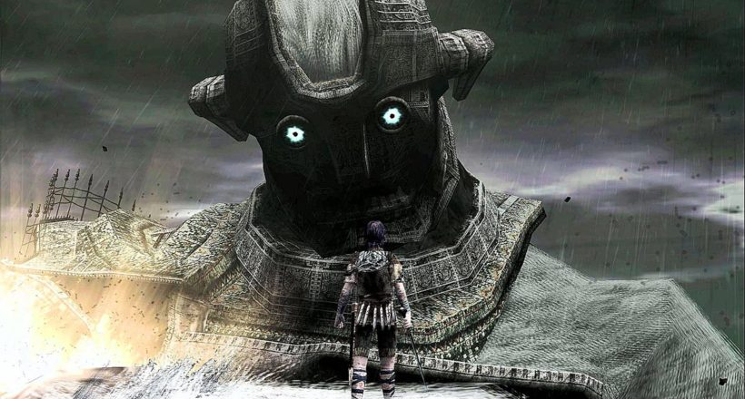 Shadow of the Colossus: un video ci mostra il primo colosso su PS4