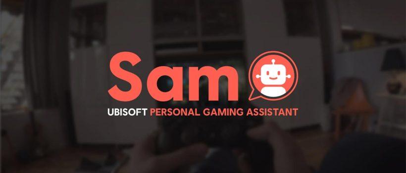 Ubisoft presenta Sam, il primo assistente di gioco personale