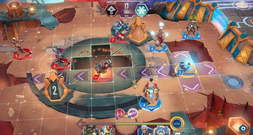 Insidia, lo strategico free to play, sarà disponibile dal 27 febbraio su Steam