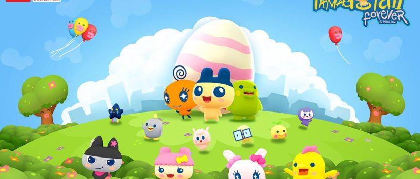 My Tamagotchi Forever arriva il 15 marzo su App Store e Google Play