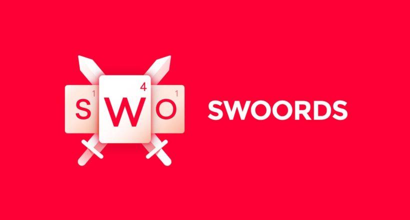 Arriva SWOORDS: l'innovativo gioco di parole è disponibile su App Store e Google Play