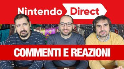 Nintendo Direct: commenti e reazioni alle novità in arrivo su Switch e 3DS