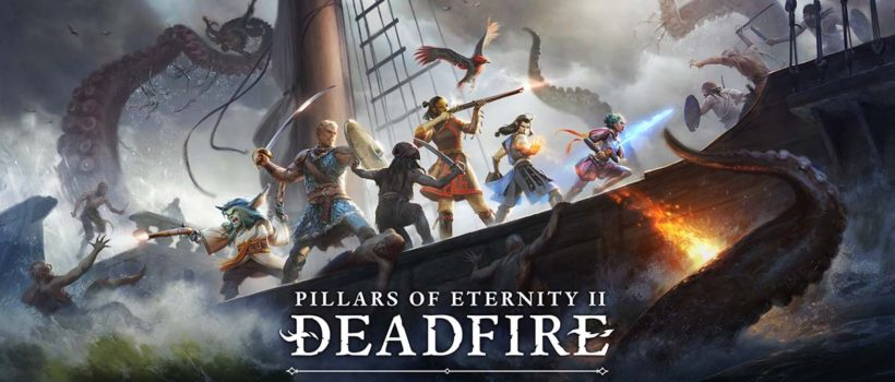 Pillars of Eternity II: Deadfire, il primo trailer ci presenta il gioco