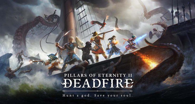 Pillars of Eternity II: Deadfire, il primo trailer ci presenta il gioco